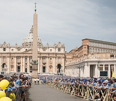 Discorso di Papa Francesco all'Agesci