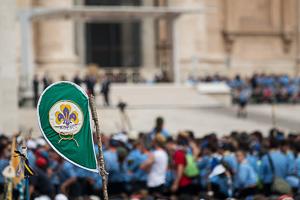 Agesci dal Papa, Francesco incontra gli Scout
