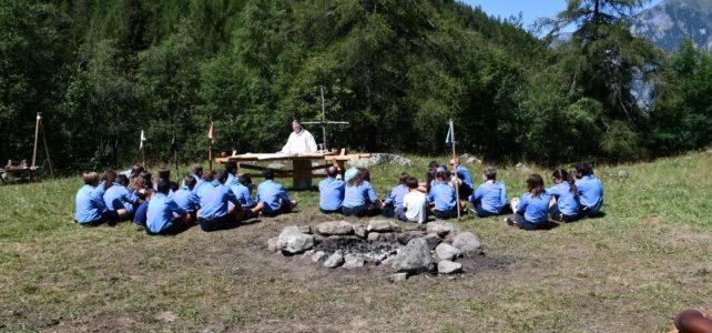 Campo Estivo 2017 – Reparto Excalibur – Fontainemore (AO)